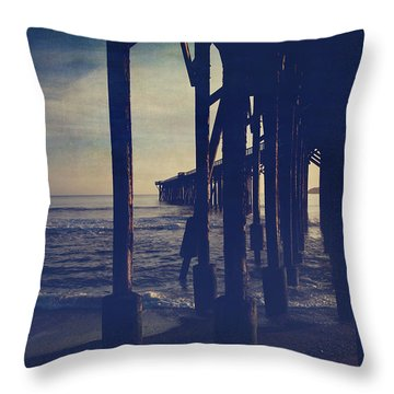 When Anything Seems Possible Throw Pillow by Laurie Search