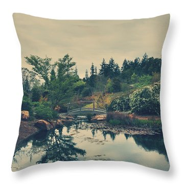 When It's Sweet Throw Pillow by Laurie Search