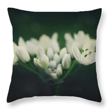 When Love Was Young And New Throw Pillow by Laurie Search