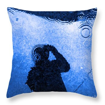 When The Rain Comes Throw Pillow