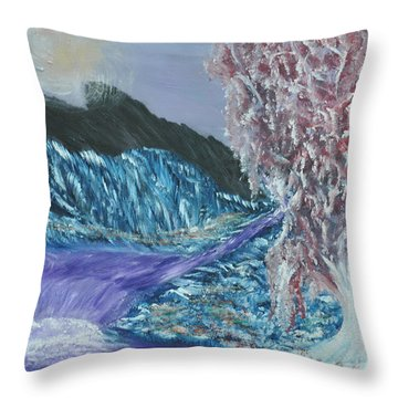 Where Are We Throw Pillow