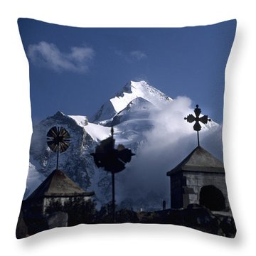 Where Spirits Roam Throw Pillow by James Brunker