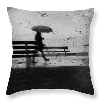 Where You Have Been Throw Pillow