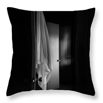 Throw Pillow featuring the photograph Which One by Lauren Radke