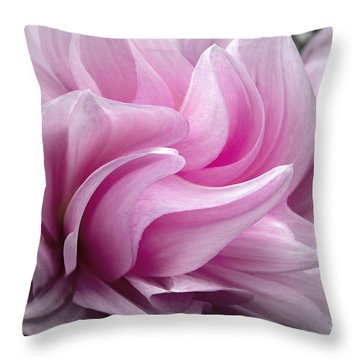 Whimsy Girl Throw Pillow