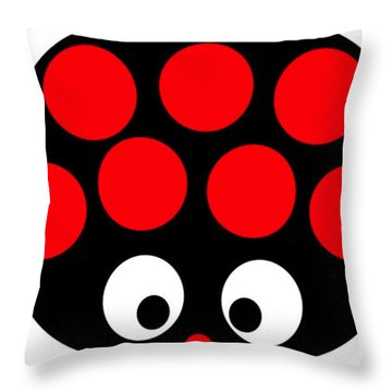 Whoops - Its A Bugs Life Throw Pillow
