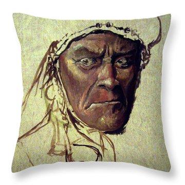 Wild And Glorious Throw Pillow