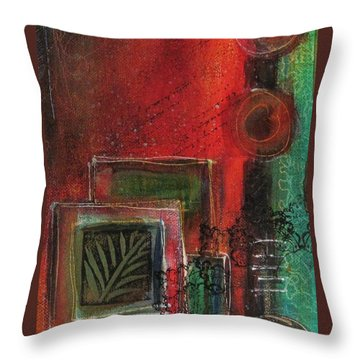 Wild At Heart Throw Pillow