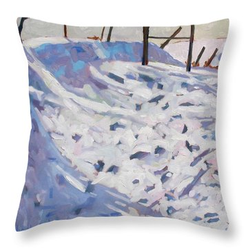 Wild Life Throw Pillow