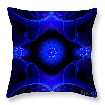 Wild Sensations Throw Pillow by Hanza Turgul
