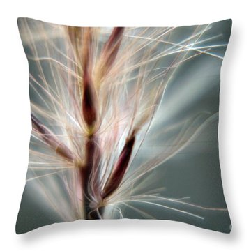 Wind Whisper Throw Pillow