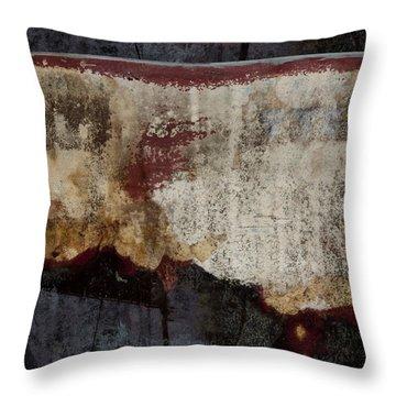Window On South Dakota Throw Pillow