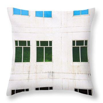 Windows 9 Throw Pillow