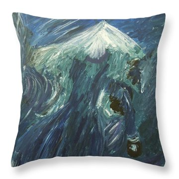 Winds Of Love Throw Pillow