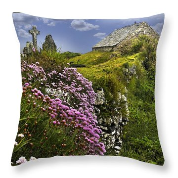 Windswept Memory Throw Pillow