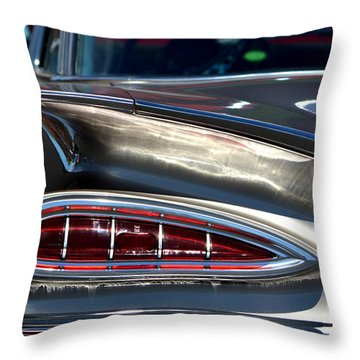 Winging It Throw Pillow by Dean Ferreira