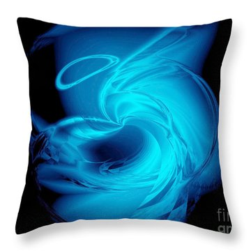 Wings Throw Pillow