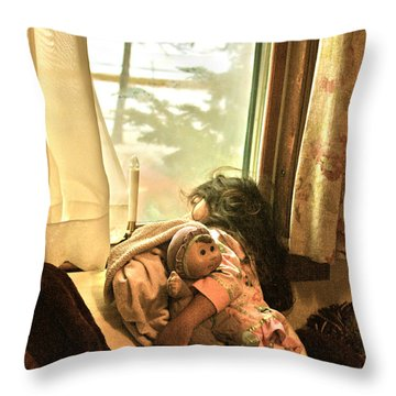 Winter 2013 Throw Pillow