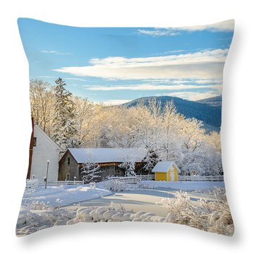 Tamworth Throw Pillows