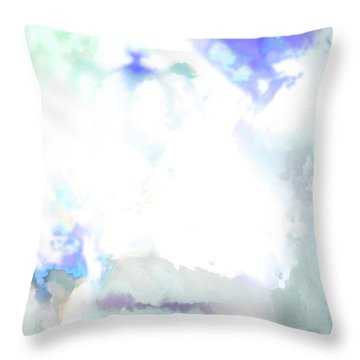 Winter I Throw Pillow