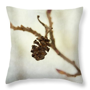 Winter Impressions IIa Throw Pillow