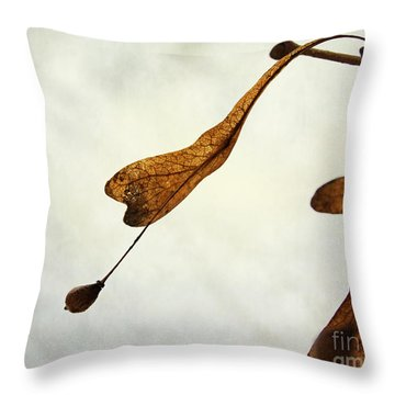 Winter Impressions IIc Throw Pillow