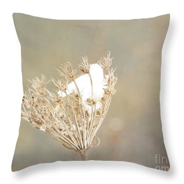 Winter Impressions IIi Throw Pillow