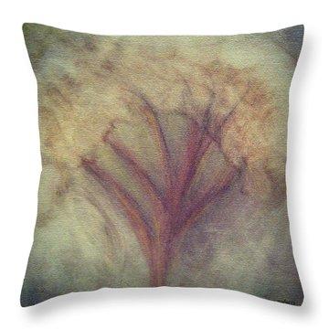 Winter Passage Throw Pillow