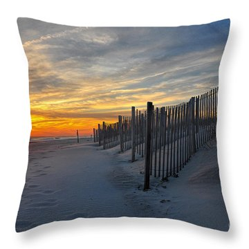 Winterset Throw Pillow