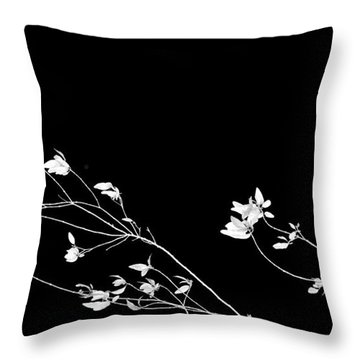 Wisp Throw Pillow