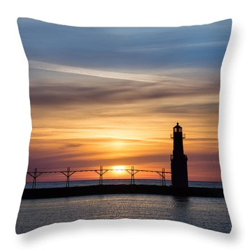 With Ease Throw Pillow