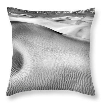 Without Life Throw Pillow