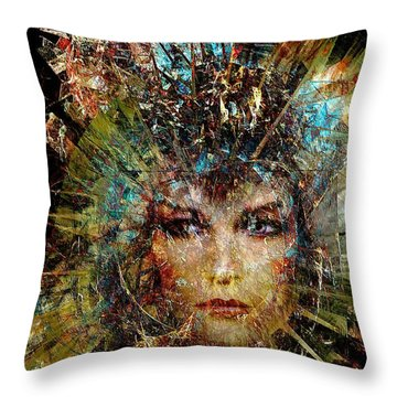 Women 377-07-13 Marucii Throw Pillow