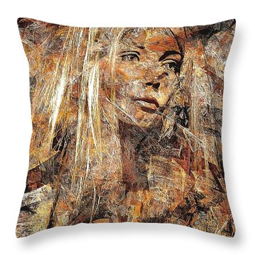 Women 383-07-13 Marucii Throw Pillow