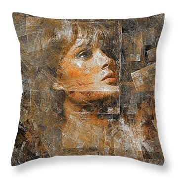 Women 385-07-13 Marucii Throw Pillow