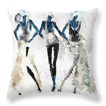 Women 501-11-13 Marucii Throw Pillow