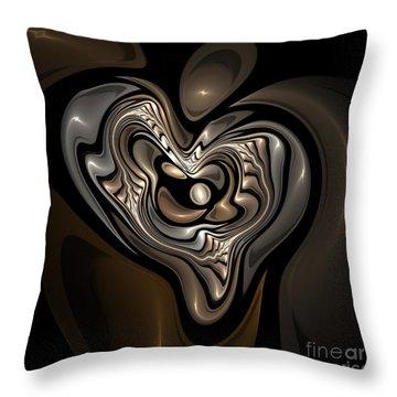 Women Strength Throw Pillow