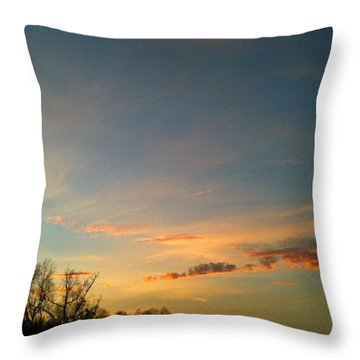 Throw Pillow featuring the photograph Wonder by Linda Bailey