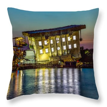 Throw Pillow featuring the photograph Wonder by Rob Sellers