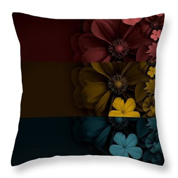 Wonderwall Throw Pillow by Holley Jacobs