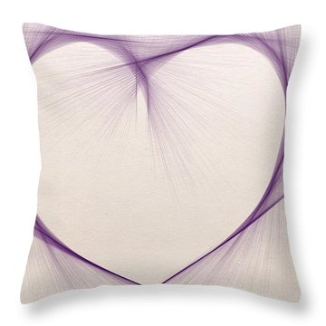 World Cancer Day Throw Pillow