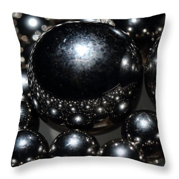 Worlds Throw Pillow