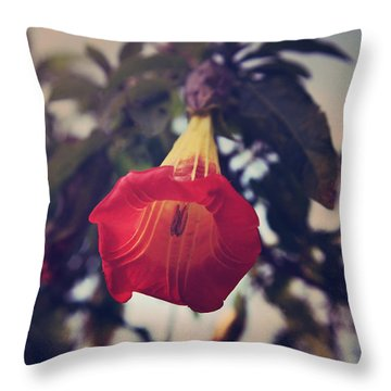 Worth It All Throw Pillow by Laurie Search