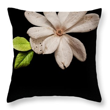 Wounds Cannot Hide The Beauty In You Throw Pillow