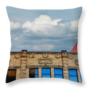 W.r. Maloney Throw Pillow