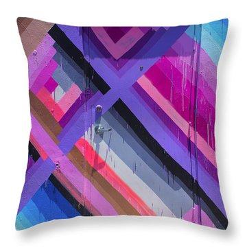 Wynwood Door Series 16 Throw Pillow