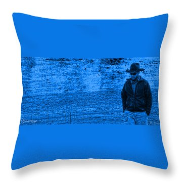Wyoming Throw Pillow
