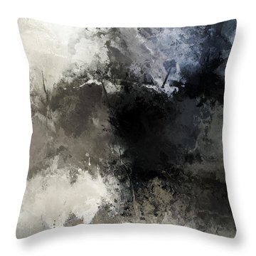 X - Hill Of Sorcery Throw Pillow