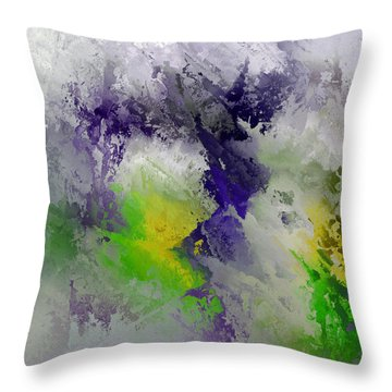 X - Medieval Throw Pillow
