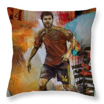 Italian Football Throw Pillows